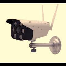 eWeLink app kompatibilis kültéri IP66 kamera (1920×1080 px FullHD, IR)
