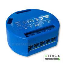 Shelly 1 » Egycsatornás okosvezérlés, akár feszültségmentes száraz-kontaktus kapcsolásra