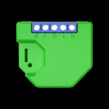 """<strong>Shelly Dimmer</strong><br><p style=""""font-size:0.8EM"""">fényerőszabályzós, WiFi-s okos lámpavezérlés</p>"""