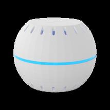 Shelly H&T Wi-Fi-s páratartalom és hőmérséklet szenzor Fehér