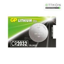 GP Lithium cell CR2032 gombelem