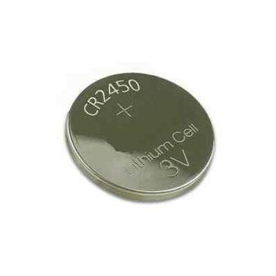 CR2450 lítium elem