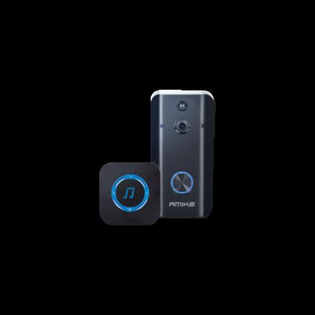 AMIKO - HD felbontású, WiFi Videós kaputelefon Mobil APP-al