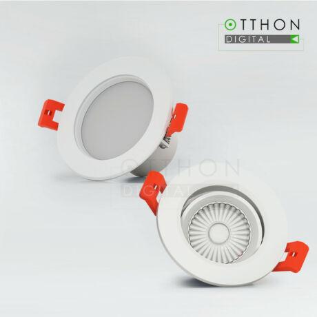 Orvibo Zigbee LED Anti-glare Spotlight 0-10V lámpatest, DT30P12A