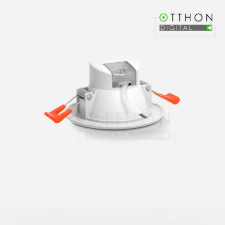 Orvibo Zigbee LED Anti-glare Spotlight 0-10V, white Work with dimmer controller