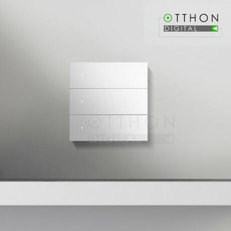 Orvibo MixSwitch smart remote control panel, golden color T40S6ZG