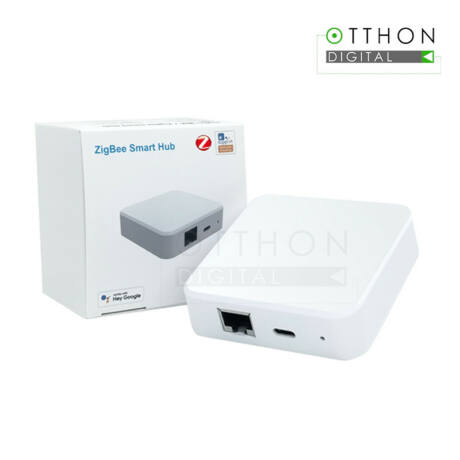 SmartWise Zigbee Bridge Pro nagy kapacitású és hatótávolságú Zigbee – WiFi / LAN átjáró / gateway