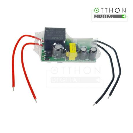 SmartWise 230V WiFi-s csak fázissal működő kapcsolómodul