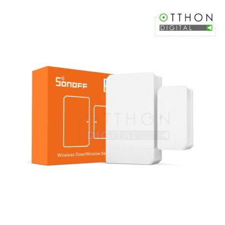 Sonoff Zigbee ajtó/ablaknyitás-érzékelő mini vezetéknélküli szenzor