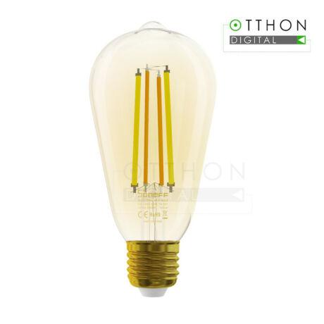 Sonoff B02-F ST64 WiFi-s LED vintage okosizzó (E27 foglalathoz)