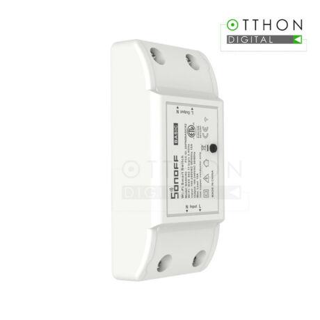 Sonoff Basic (R2) WiFi-s, internetről távvezérelhető kapcsoló relé