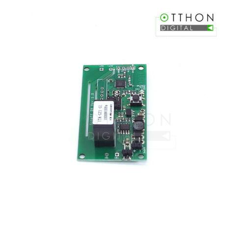 Sonoff SV Safe Voltage 5V-24V-os, WiFi-s, internetről távvezérelhető, relémodul