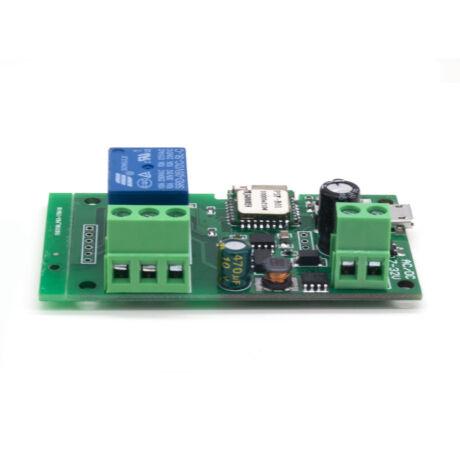 Sonoff - Önzáró WiFi vezeték nélküli kapcsoló 5V 12V